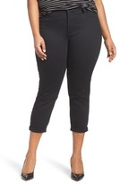 NYDJ Plus Size Women's Alex Roll Cuff Ankle Pants