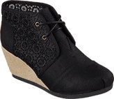 Skechers Women's BOBS High-Notes Rocket Wedge Bootie
