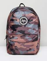 Hype Backpack In Camo Reversible