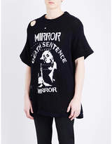 Off-White Death Sentence cotton-blend jumper