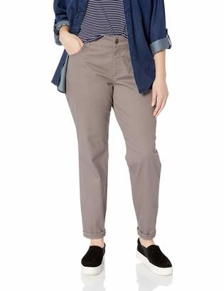 Lee Women's Plus-Size Classic Fit Monroe Straight-Leg Jean