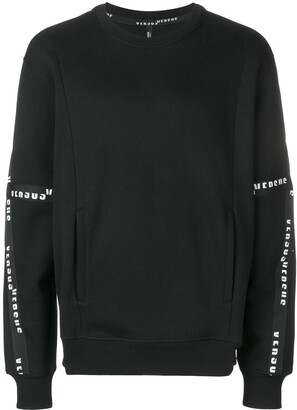 Versus Branded Bands Sweater