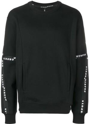 Versus branded bands sweater