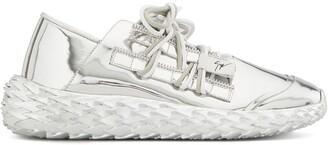 Giuseppe Zanotti Low Top Spike Sole Sneakers