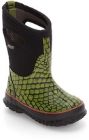 Bogs Boy's Classic Scales Waterproof Boot