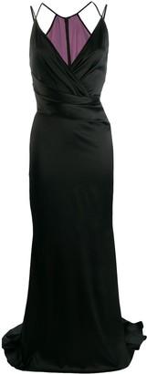 Talbot Runhof Boney dress