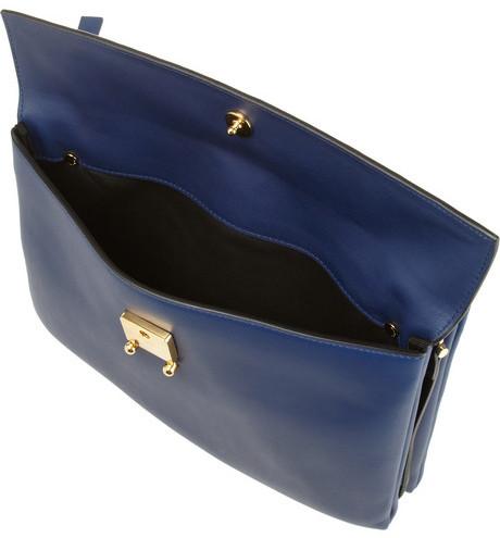 Marni Leather clutch