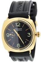 Panerai Radiomir PAM103 18K Rose Gold 40mm Limited Edition Watch