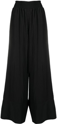 J.W.Anderson Pull-On Wide-Leg Trousers