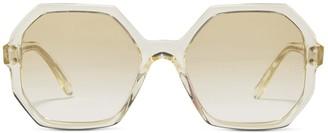 Oliver Goldsmith Sunglasses Yatton Wintersun Champagne