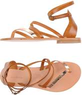 Annarita N. Toe strap sandals - Item 11311190