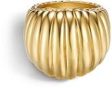 John Hardy Bedeg 18K Gold Dome Ring