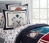 Pottery Barn Kids Liam Sports Quilt