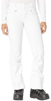 Spyder Orb Softshell Pants (Black) Women's Outerwear