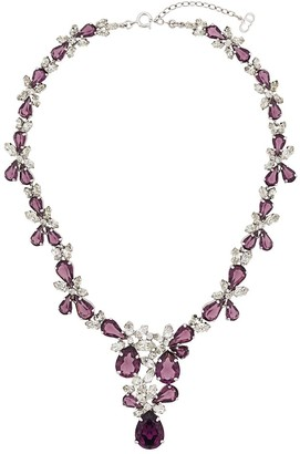 Christian Dior X Susan Caplan 1980s Archive Floral-Style Necklace