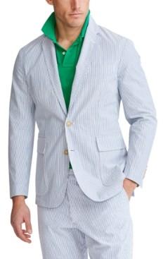 Polo Ralph Lauren Men's Seersucker Suit Jacket