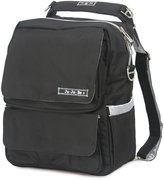 Ju-Ju-Be Ju Ju Be Packabe Diaper Bag, Black/Silver