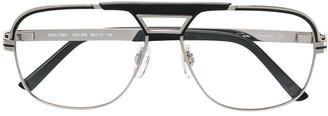 Cazal Classic Square Glasses