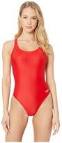 Speedo Pro LT Super Pro Red) Women's Swimsuits One Piece