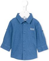 Boss Kids denim shirt