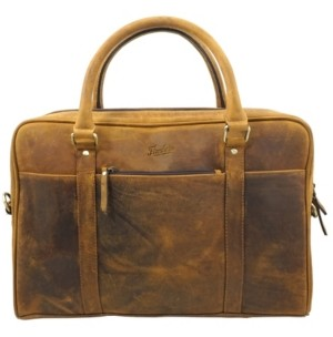 Florsheim Leather Laptop Bag