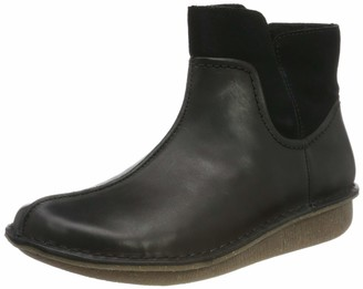 Clarks Women's Funny Mid Slouch Boots
