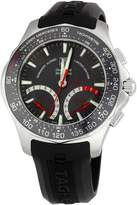 Tag Heuer Men's CAF7113FT8010 Carrera Dial Watch