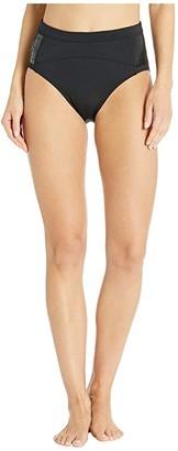 adidas by Stella McCartney Swim Shorts Bathing Suit Bottoms FS7678 (Black) Women's Swimwear
