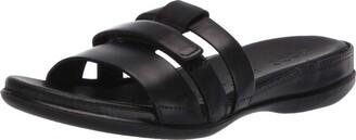 Ecco womens Flash Flat Slide Sandal