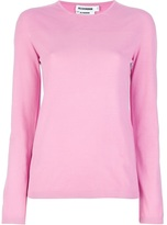 Jil Sander knit crew neck sweater