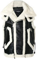 DSQUARED2 zipped gilet