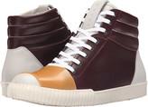 Marni High Top Leather Sneaker