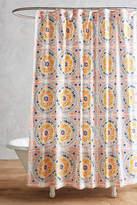 Anthropologie Tegula Shower Curtain