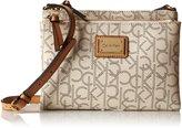 Calvin Klein Logo-Crossbody Bag