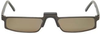 Andy Wolf Muhren Rectangular Sunglasses