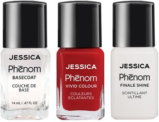Jessica Cosmetics Phenom Nail Polish Trio Set