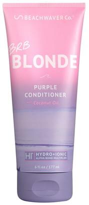 BEACHWAVER Co. The TM) BRB Blonde Purple Conditioner