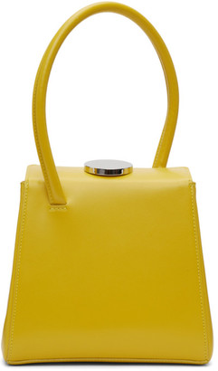 Little Liffner Yellow Mademoiselle Bag