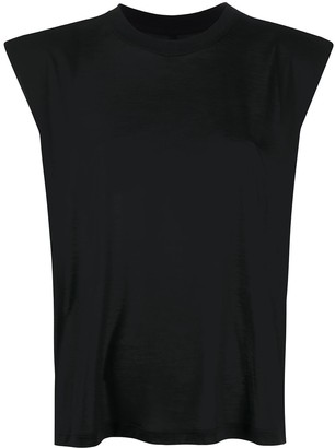 Styland Structured Sleeveless Top