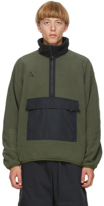 Nike ACG Green NRG ACG Half-Zip Sweater