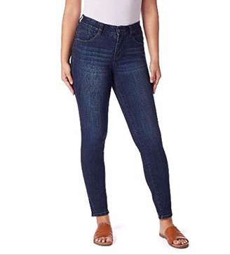 Jag Jeans Women's Cecilia Mid Rise Skinny Jeans