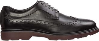 Hogan Route Brogue Lace-Up Shoes