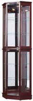 Astoria Grand Ridgeway Corner Curio Cabinet