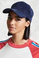 Forever 21 Corduroy Baseball Cap