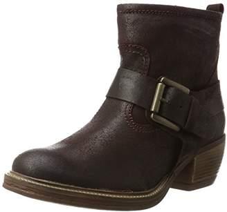 Josef Seibel Women Cowboy Boots Red Size: (37 EU)