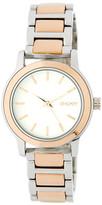 DKNY Women's Tompkins Mirror Finish Bracelet Watch