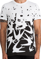 McQ by Alexander McQueen MG Swallow Tee