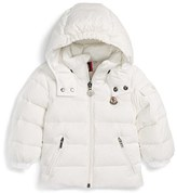 Moncler Infant 'Jules' Hooded Down Jacket
