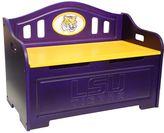 LSU Tigers Storage Bench