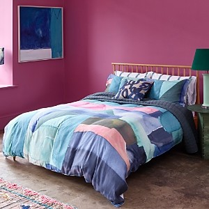 bluebellgray Colorist Duvet Cover Set, Queen